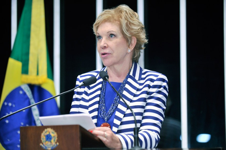 Marta Suplicy é relatora do PLC 125/2015