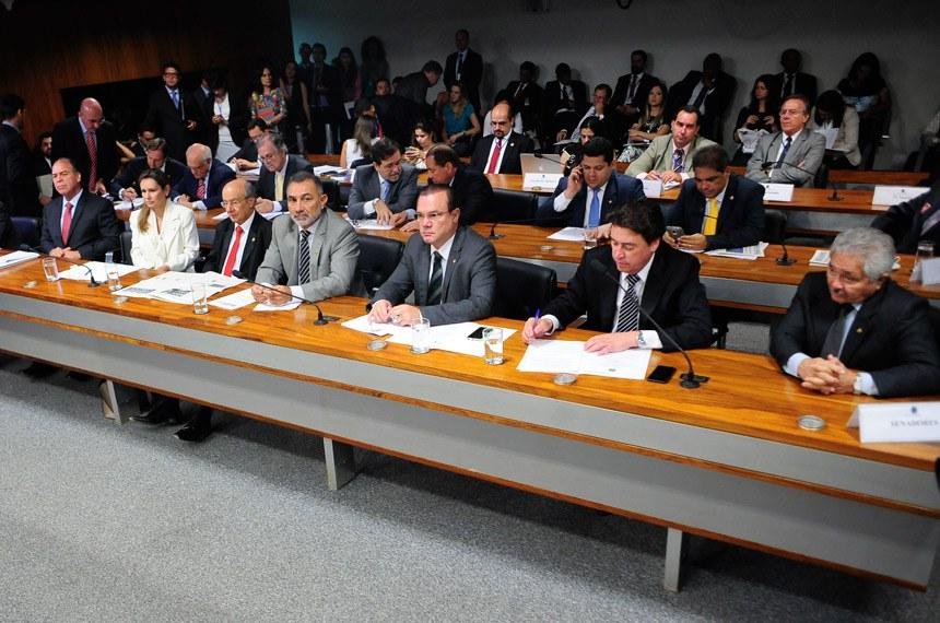 Reunião da CI, quando foi aprovado em votação terminativa o fim da cobrança de roaming