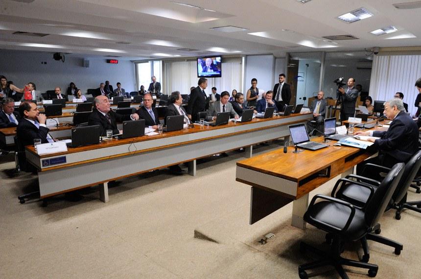 Relatório foi elaborado pelo senador Fernando Bezerra