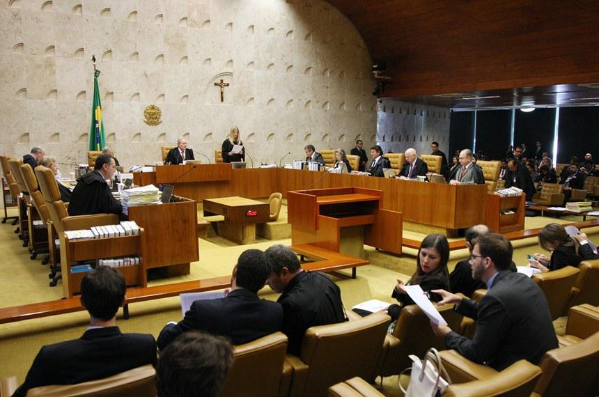 Supremo declarou inconstitucional a inclusão de emendas parlamentares sobre assuntos alheios ao conteúdo original da MP