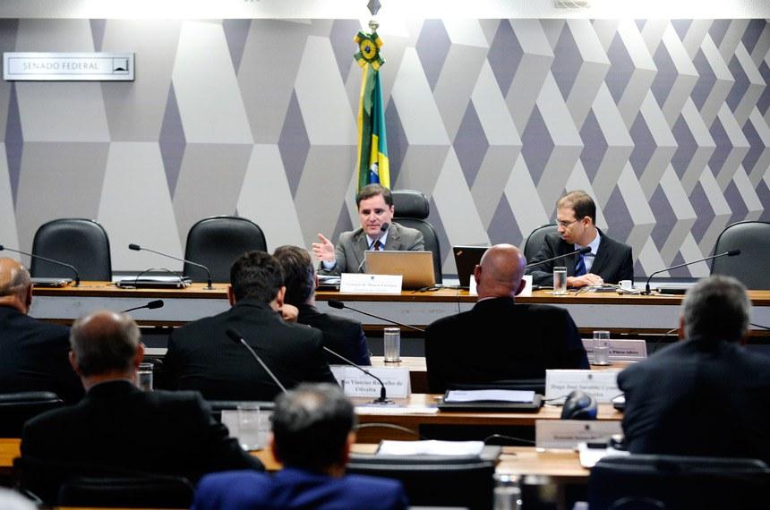 Comissão deve encerrar os trabalhos em 15 de março
