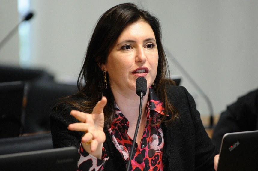 O Projeto de Resolução 64/2015, da senadora Simone Tebet (PMDB-MS), cria o Observatório da Mulher Contra a Violência
