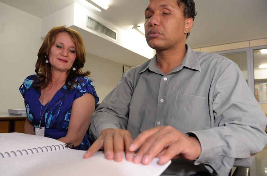 O veto presidencial sobre a cota para contratação de pessoas com deficiência em empresas motivou a apresentação de um novo projeto no Senado