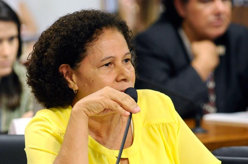 O aprofundamento do debate foi proposto por Regina Sousa