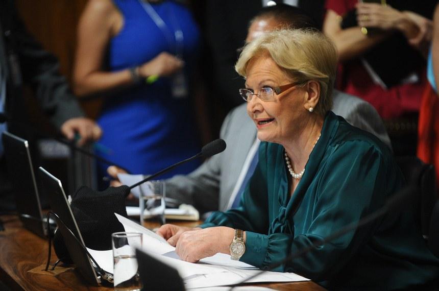Ana Amélia é a relatora da proposta na CCJ