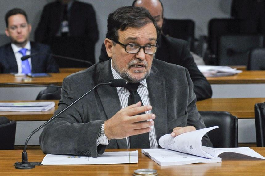 Walter Pinheiro é o relator da proposta