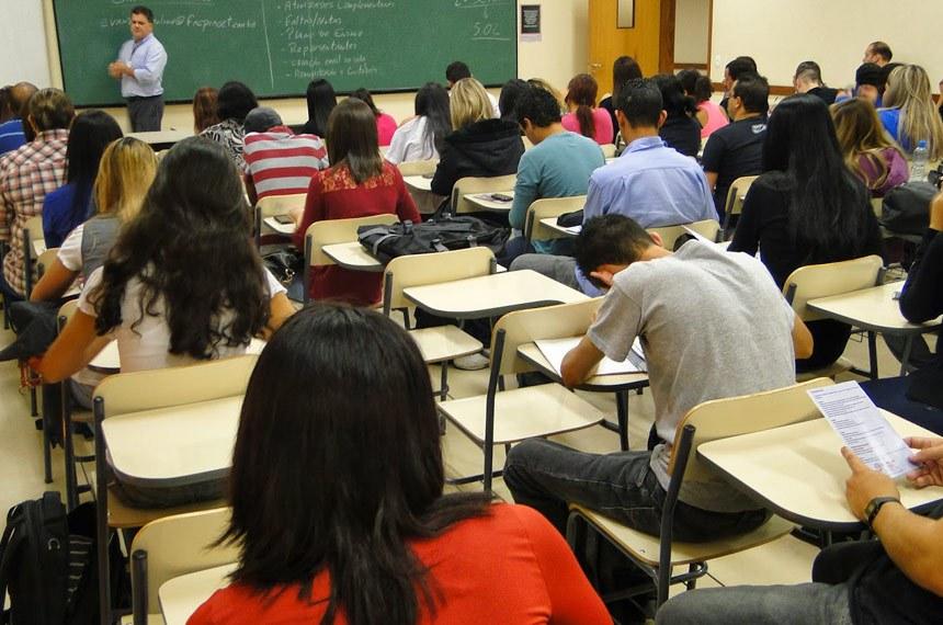A ideia é que todas as salas de aula tenham capacidade de receber alunos com necessidades específicas