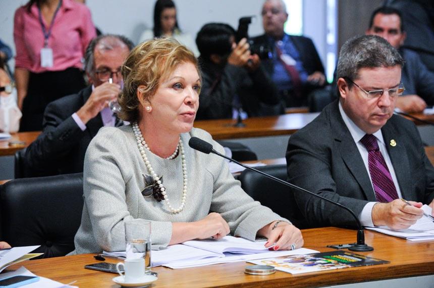 O substitutivo de Marta Suplicy ao PLS 379/2015,  aprovado nesta terça-feira (1º), segue agora para a Comissão de Assuntos Econômicos