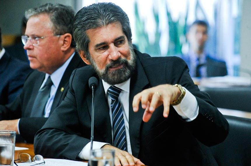 Valdir Raupp, relator na CMA, apontou avanços na sociedade em termos de atitudes em favor da preservação ambiental e de conscientização da população