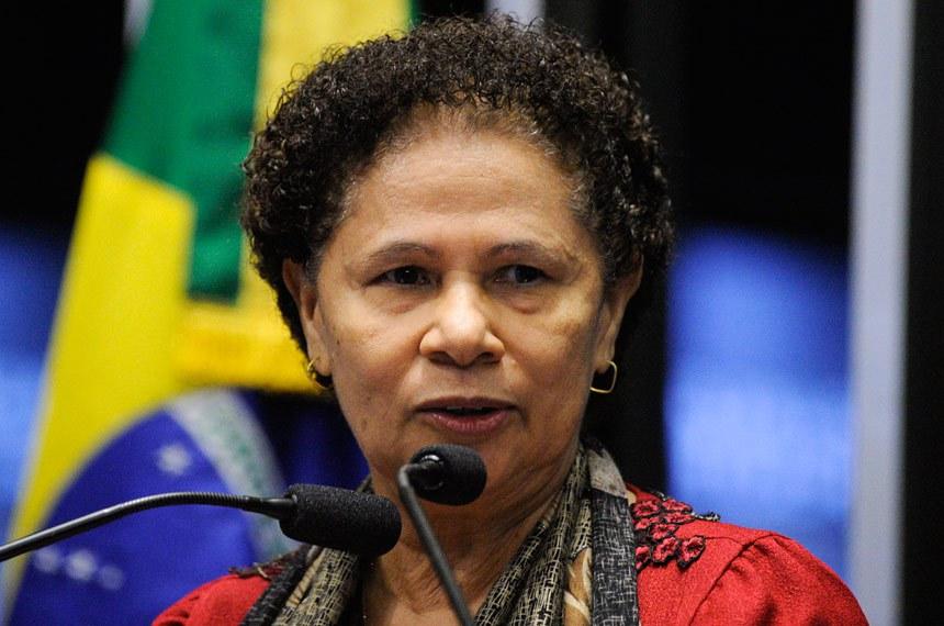 Regina Sousa foi a relatora do projeto