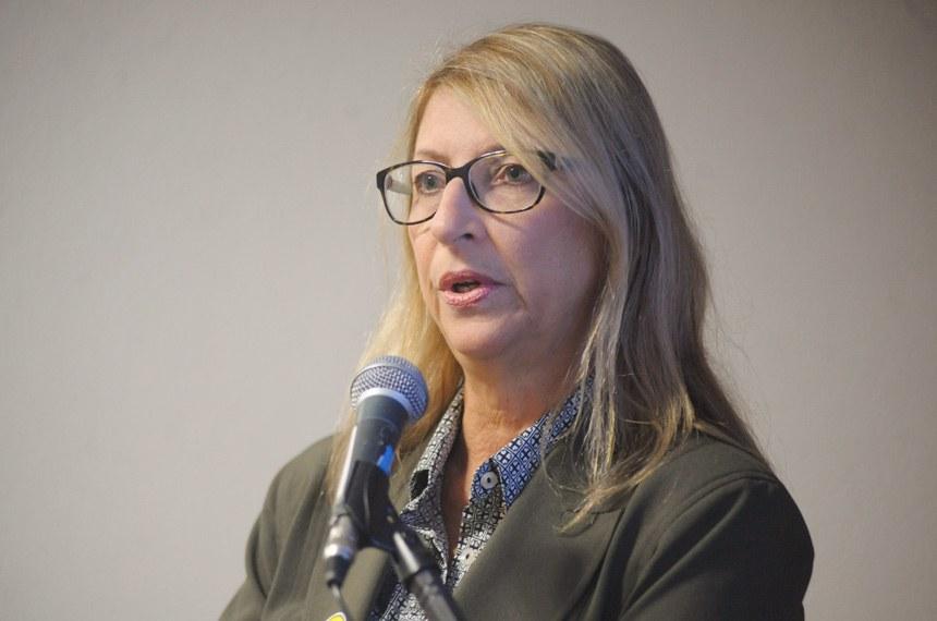 Marisa Maria Dreyer Breitenbach, do Instituto Nacional do Câncer (Inca)