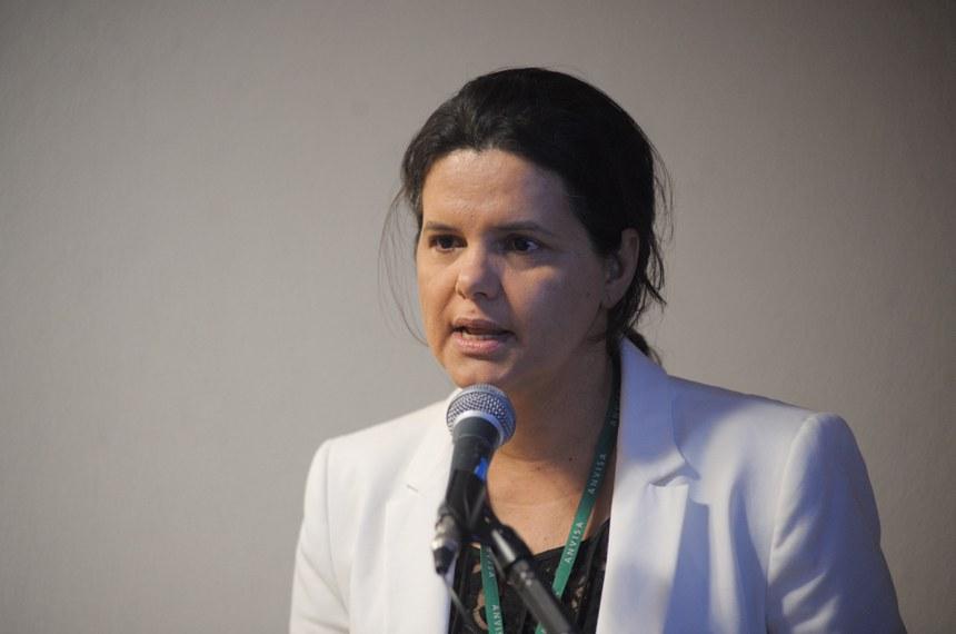 Meiruze Sousa Freitas, da Anvisa