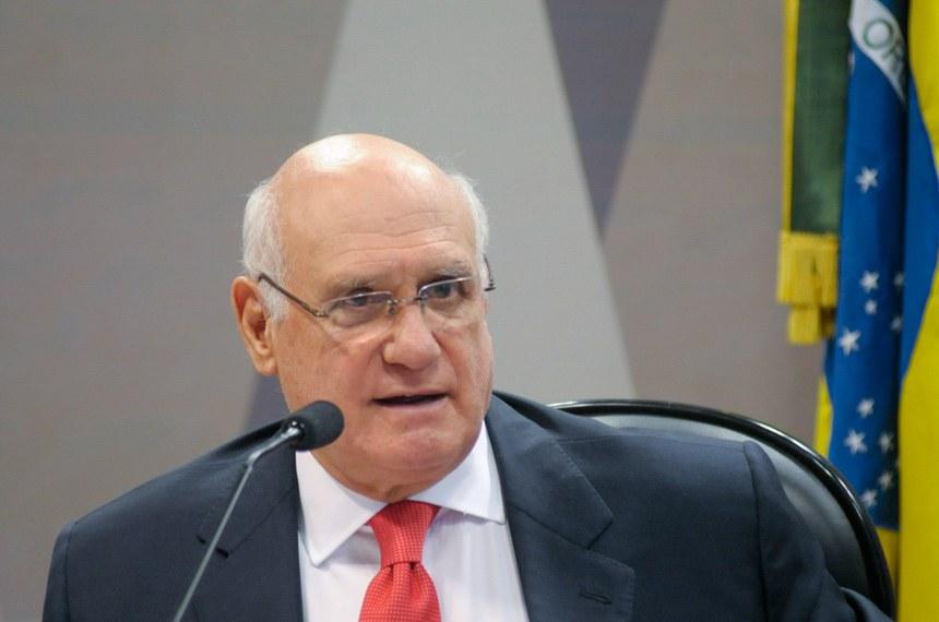 Lasier Martins é o autor do requerimento de informações