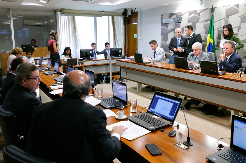 Plenário da Comissão Especial do Desenvolvimento Nacional