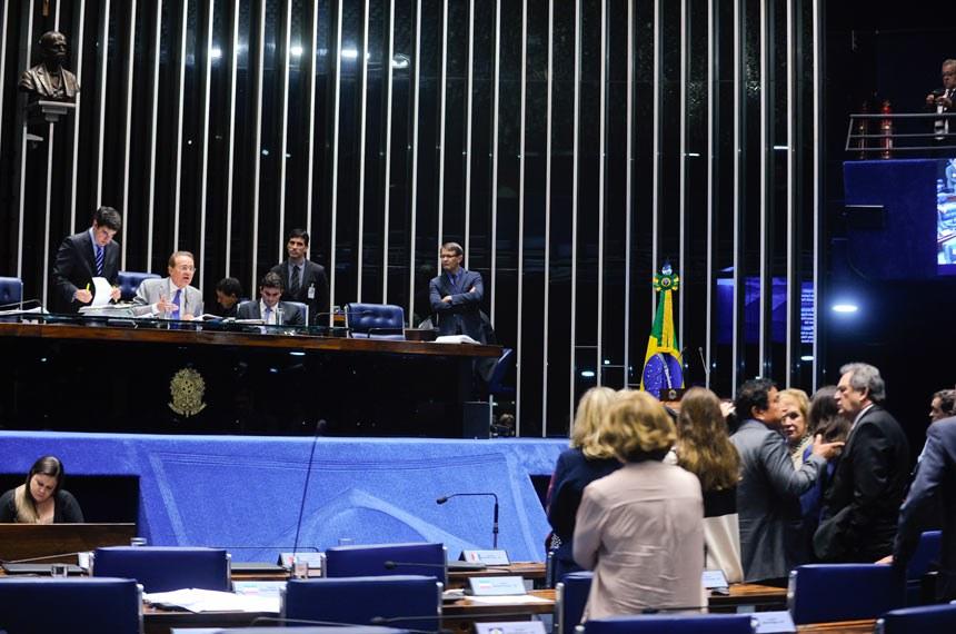 O Plenário aprovou o PLC 3/2016 na sessão do último dia 22 de março