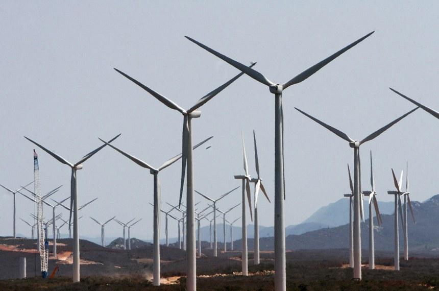 Fontes renováveis respondem hoje por 40% da geração de energia do país