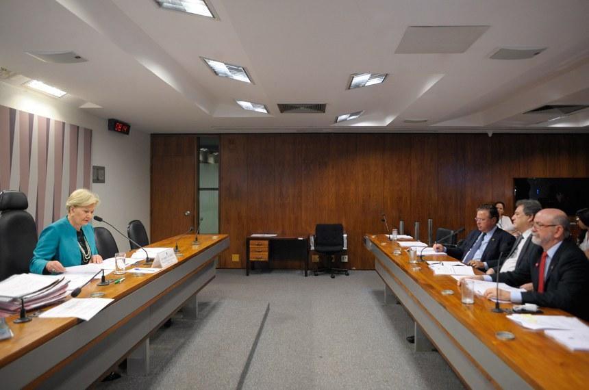 Plenário da Comissão de Agricultura e Reforma Agrária