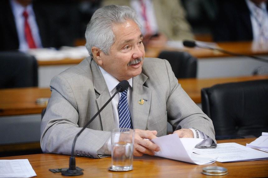 Para o senador Elmano Férrer (PTB-PI), homicídio contra idosos é um crime de grande crueldade, revoltante e que causa repulsa na sociedade