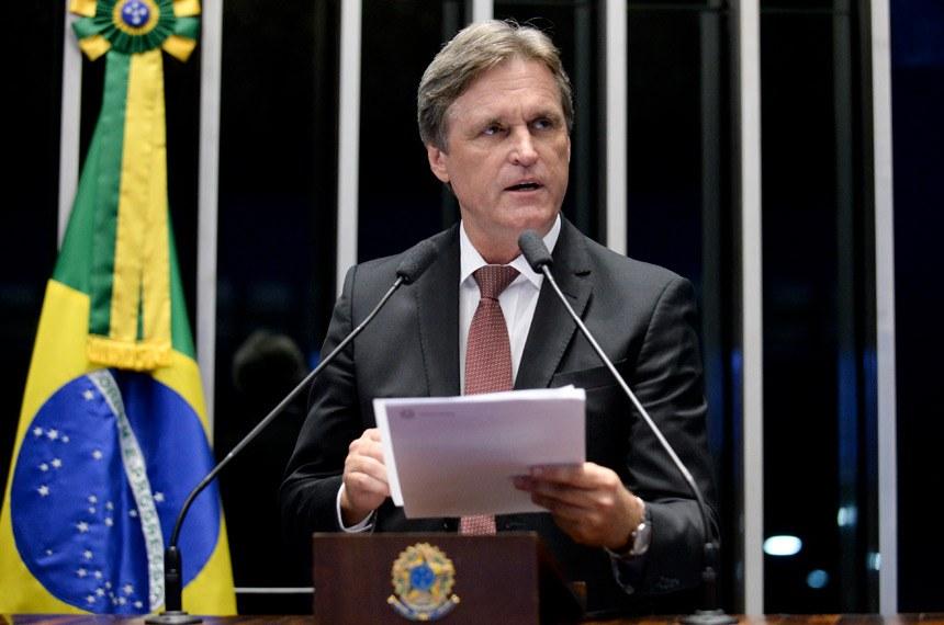 O relator do substitutivo no Senado, Dário Berger, apresentou a modernização do agronegócio como justificativa da aprovação da matéria na sessão do último dia 20 de abril