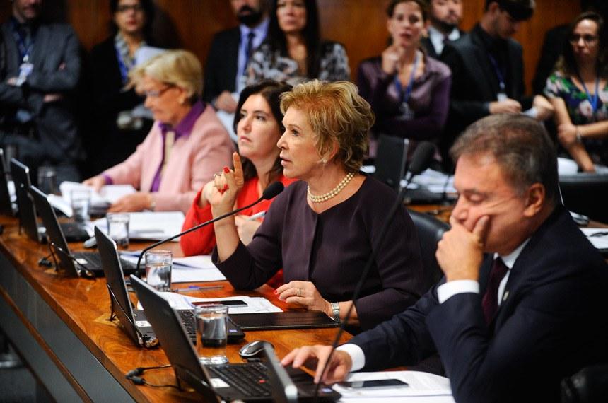 A proposta de Marta Suplicy (PMDB-SP) altera a Lei dos Crimes de Responsabilidade (Lei 1.079/1950)