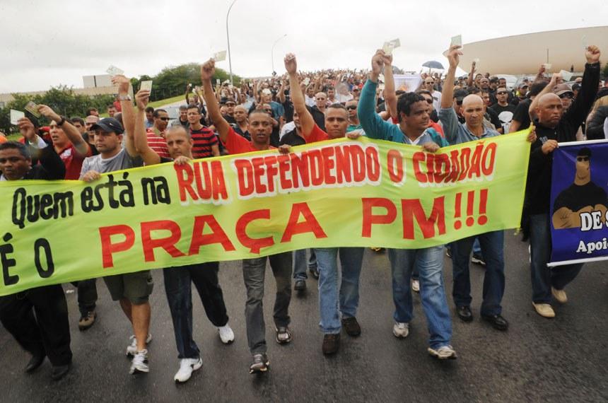 A anistia é válida apenas para movimentos grevistas feitos a partir de janeiro de 2010
