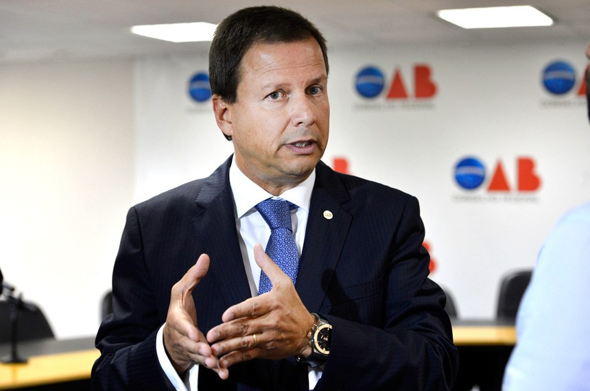 Claudio Lamachia, presidente nacional da OAB