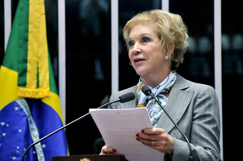 A senadora Marta Suplicy é autora do substitutivo ao Projeto de Lei da Câmara que aumenta os valores dos limites de enquadramento no Simples Nacional