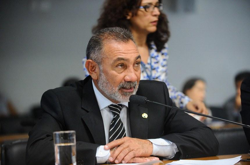 Telmário Mota (PDT-RR) é autor do projeto (PLS 669/2015)