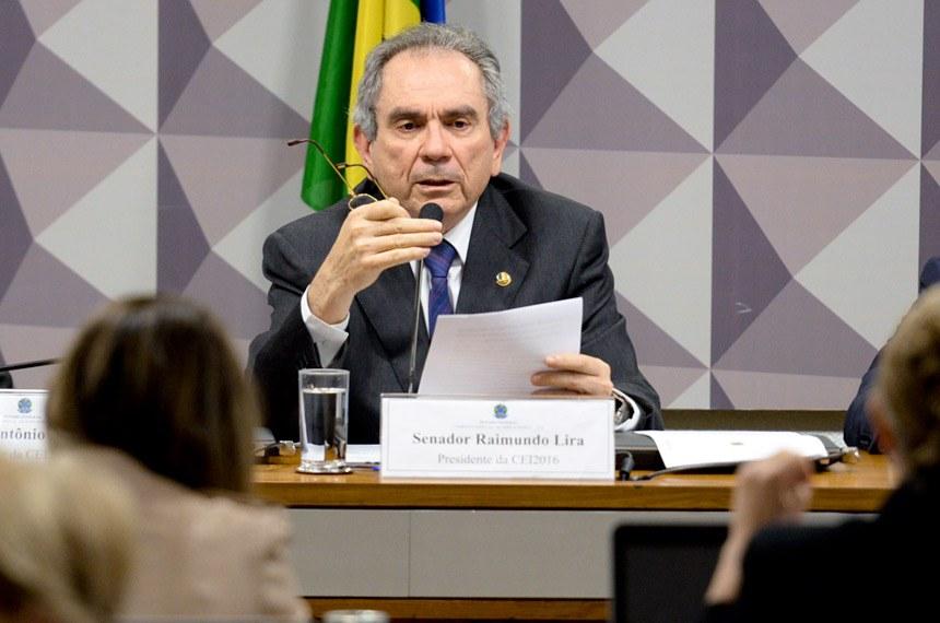 Raimundo Lira leu as decisões de Ricardo Lewandowski e deu prazo de 24 horas para contestação dos peritos indicados