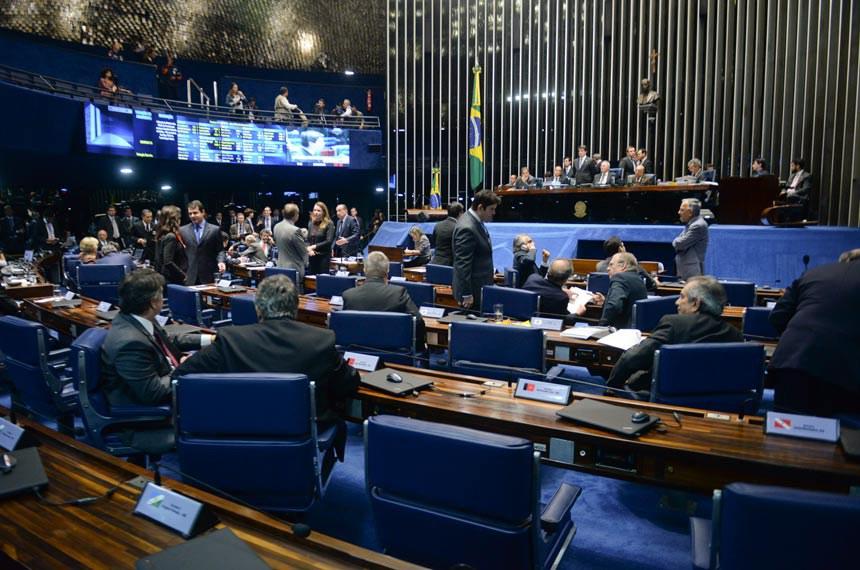 A composição da comissão que revisará o Código de Aeronáutica foi novamente anunciada em Plenário nesta quarta-feira (22)