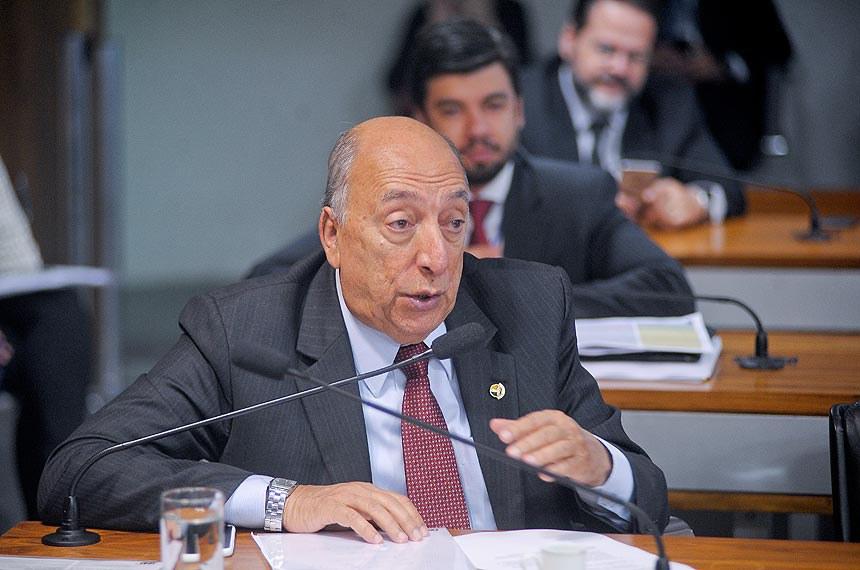 O senador Pedro Chaves (PSC-MS) ocupará a vice-presidência do colegiado
