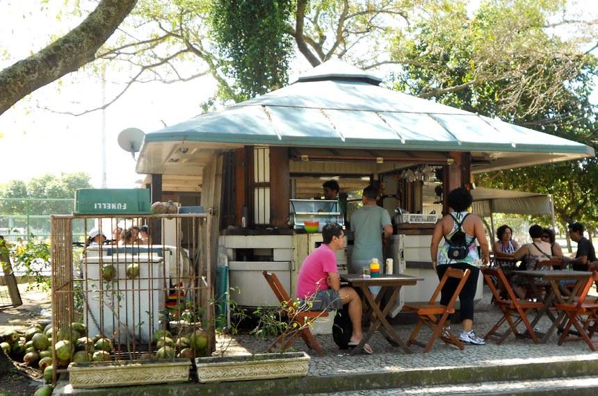 Quiosques e barracas de praia são abrangidos pela lei