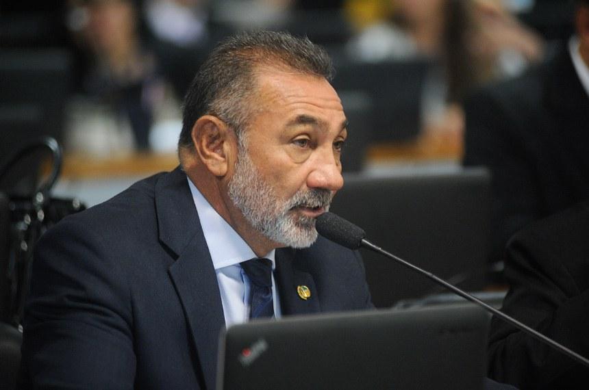 O voto relator, senador Telmário Mota (PDT-RR), foi acompanhado pela maioria da comissão