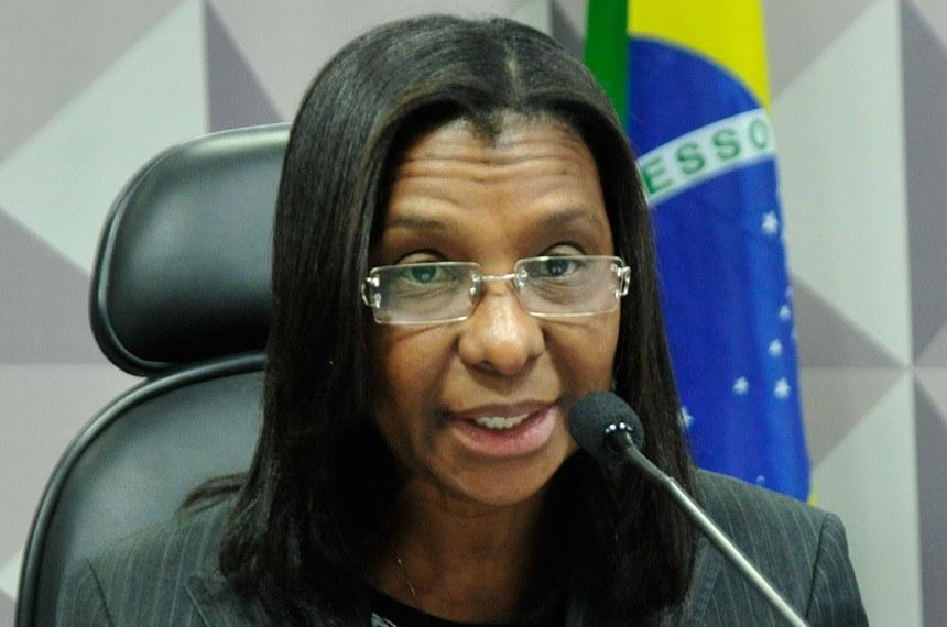A deputada federal Rosangela Gomes (PRB-RJ) foi eleita presidente da comissão mista que analisará a Medida Provisória 734/2016