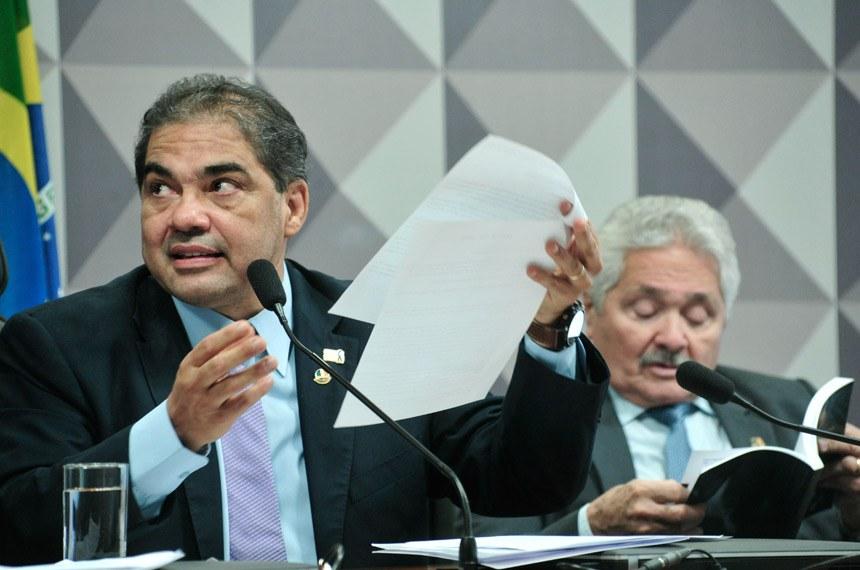 O senador Hélio José (PMDB-DF) presidirá a comissão mista da MP 735/2016
