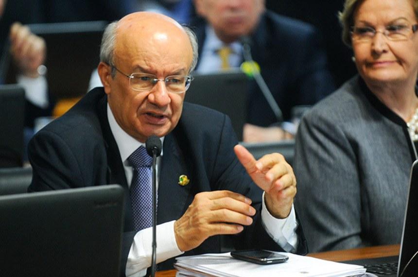Substitutivo oferecido pelo relator, senador José Pimentel (PT-CE), propõe mudanças significativas no PLS 219/2013