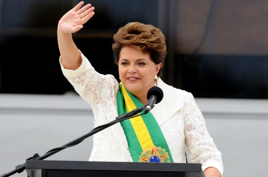 Dilma Rousseff: a primeira mulher a presidir o Brasil — Senado Notícias