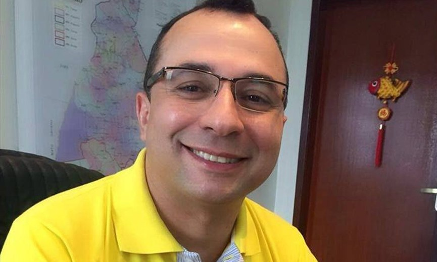 Mateus Júnior, jornalista assassinado em Tocantins no último dia 8