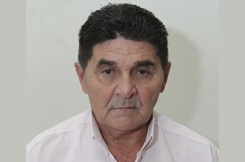 Antônio Ramos da Silva, que foi prefeito de Quixaba nos anos 1990