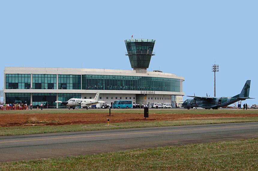 Aeroporto regional de Maringá