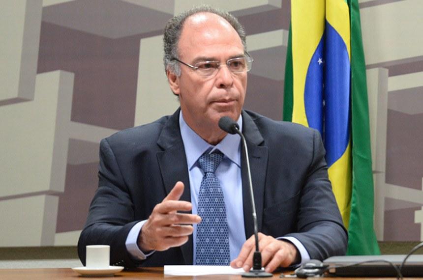 Fernando Bezerra é relator da Comissão Mista de Mudanças Climáticas (CMMC) e integra comitiva de senadores que participa do encontro da ONU