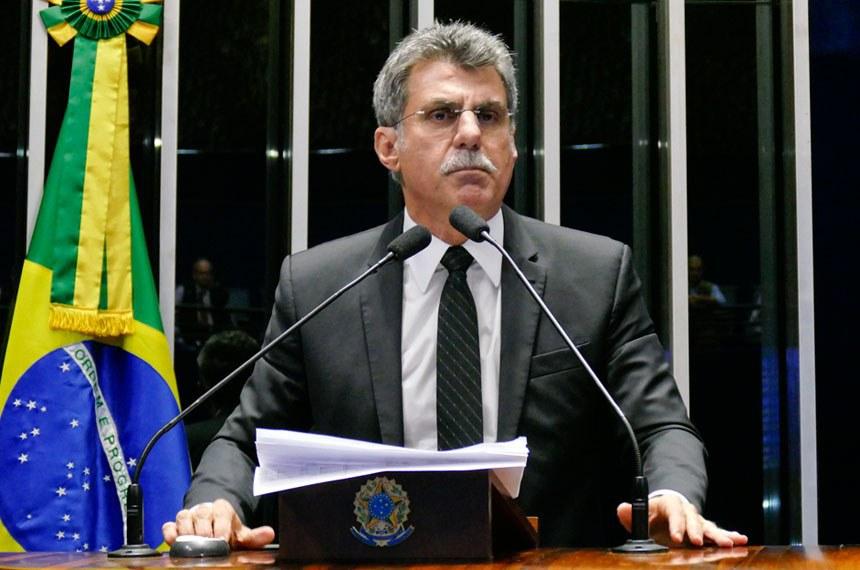 O senador Romero Jucá estimou que medida pode gerar arrecadação de até R$ 30 bilhões