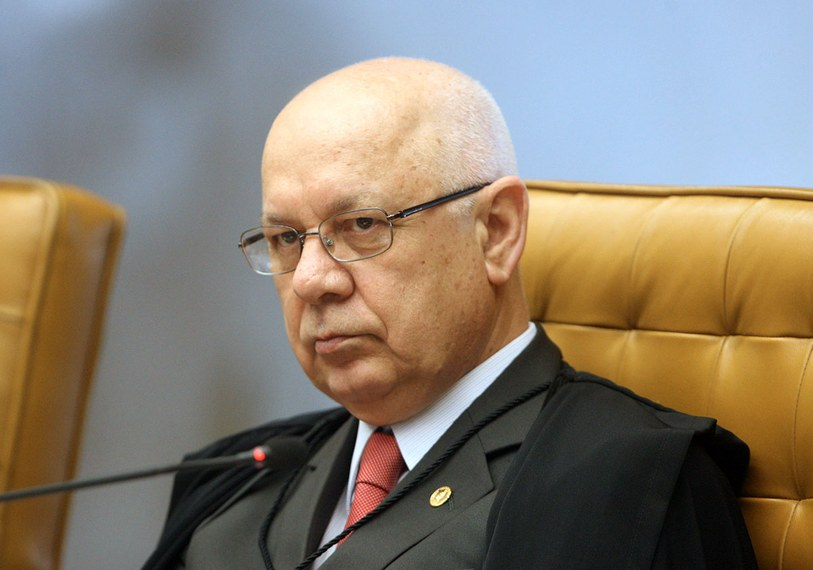 Ministro do Supremo Tribunal Federal (STF), Teori Zavaski.
