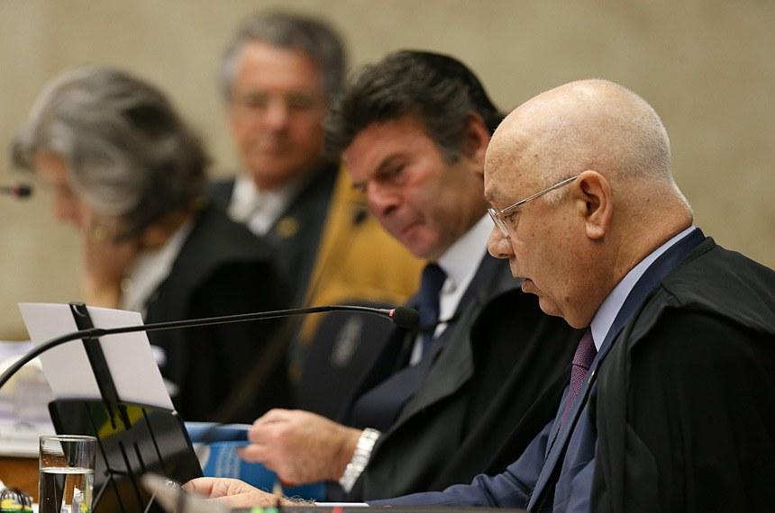 Brasília- DF 05-05-2016  STF faz sessão para discutir o afastamento de Eduardo Cunha.  Foto Lula Marques/Agência PT