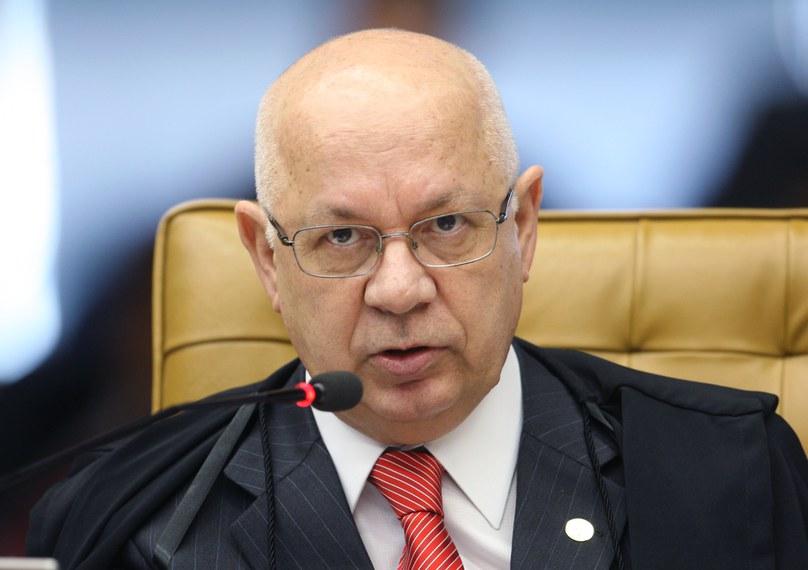 Ministro do Supremo Tribunal Federal (STF), Teori Zavaski.