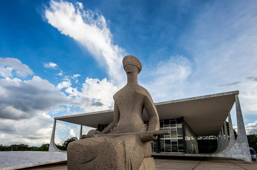 Fachada do Supremo Tribunal Federal. Foto: Dorivan Marinho/SCO/STF (16/12/2014)