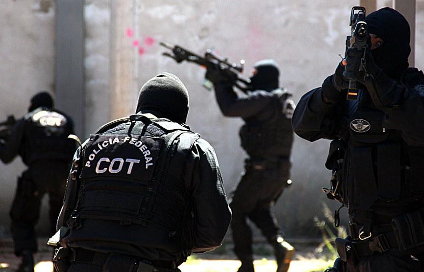 Comando de Operações Táticas Departamento de Polícia Federal