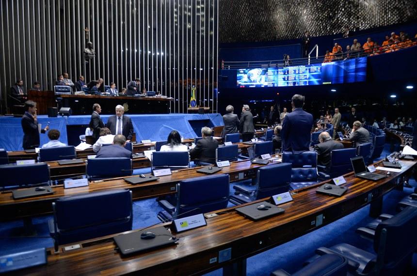 Senado aprova prorrogação de isenção do Adicional de Marinha Mercante