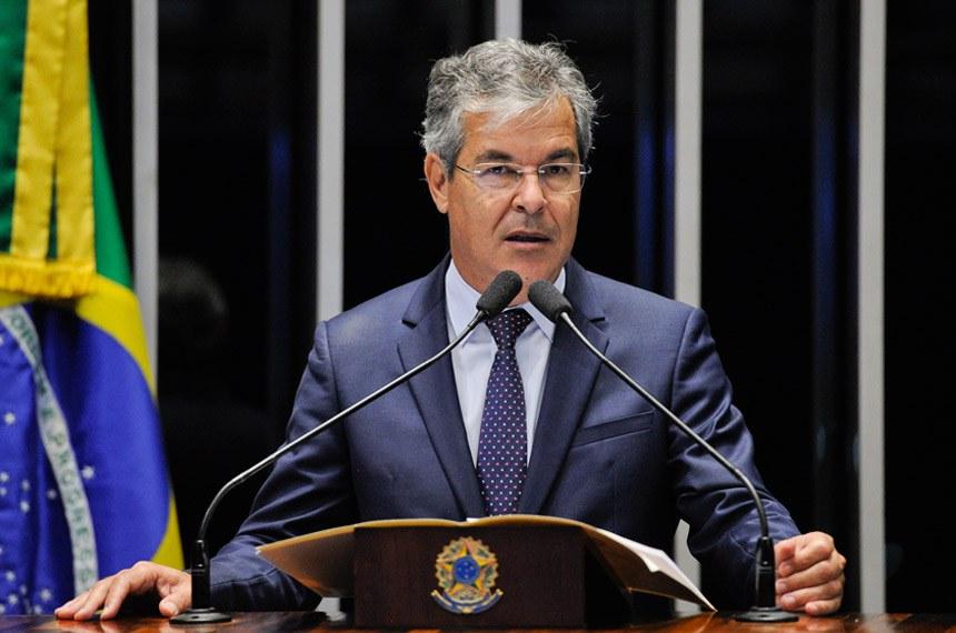 O senador Jorge Viana (PT-AC) é o autor da PEC 64/2016