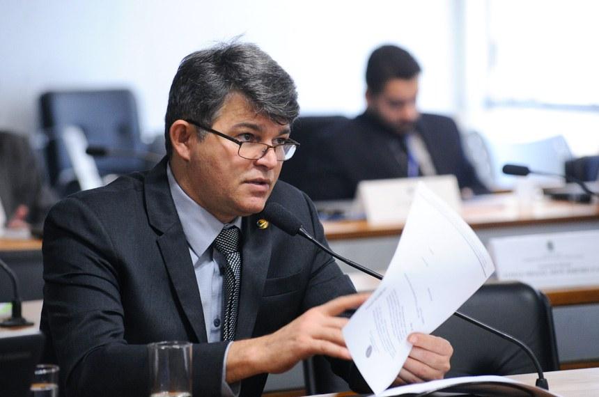 Autor do projeto, o senador José Medeiros (PSD-MT) afirma que deseja fortalecer a democracia e aperfeiçoar a legislação processual penal